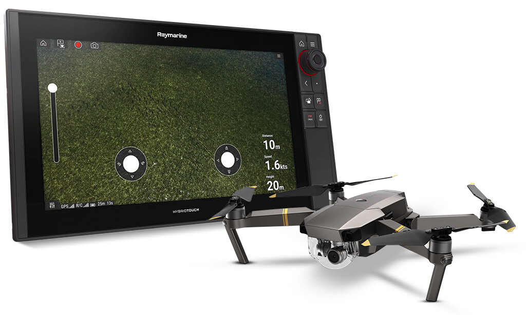 Raymarine UAV / Drone Interface  Thailand