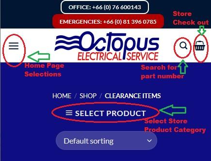 Online-Store  Thailand