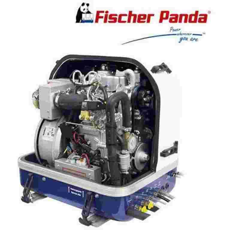 Fischer Panda i-Series 8000i PMS 230V, 1-Phase Fischer Panda i-Series 8000i PMS 230V, 1-Phase Thailand