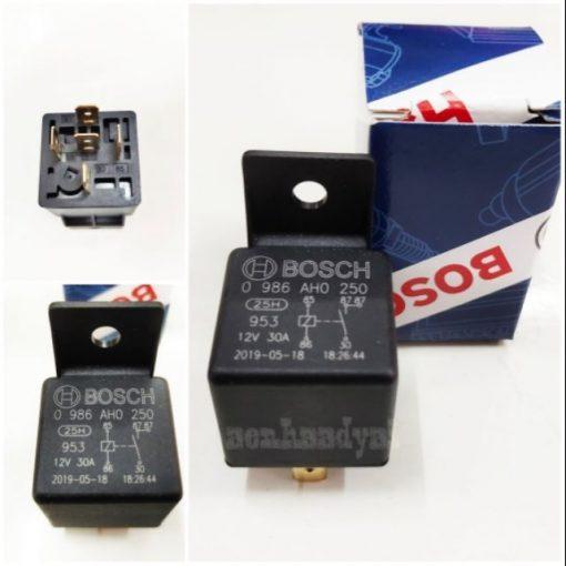 Bosch Single Contact 24 Volt 20 amp Relay Bosch Single Contact 24 Volt 20 amp Relay Thailand