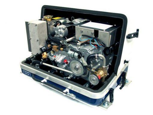 DC 250 amps Marine Generator Panda AGT-DC 4000 PMS12V - 24V / 4kW  (Used) DC 250 amps Marine Generator Panda AGT-DC 4000 PMS12V - 24V / 4kW  (Used) Thailand