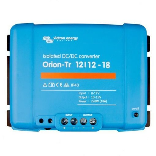 Orion-Tr 12/12-18A (220W) Orion-Tr 12/12-18A (220W) Thailand