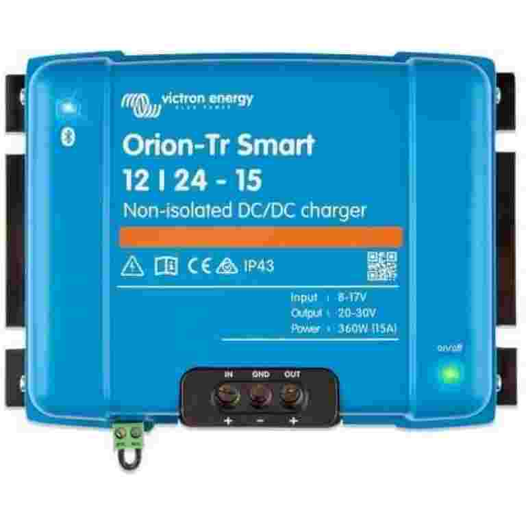Orion-Tr Smart 12/24-15A (360W) Non-isolated DC-DC charger Orion-Tr Smart 12/24-15A (360W) Non-isolated DC-DC charger Thailand