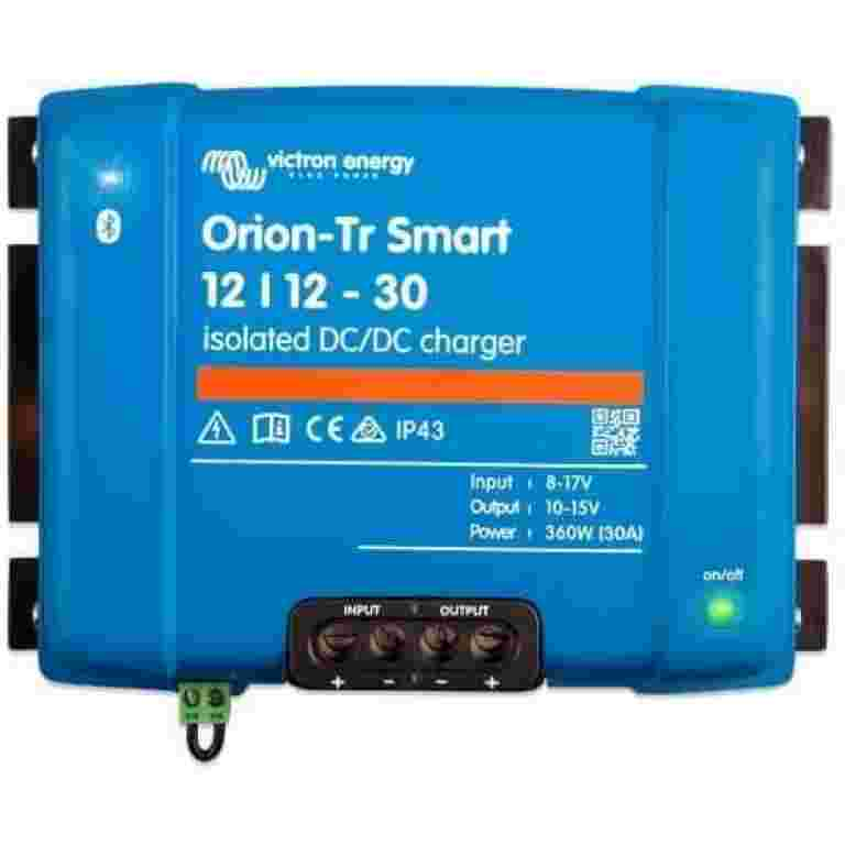 Orion-Tr Smart 24/12-30A (360W) Isolated DC-DC charger Orion-Tr Smart 24/12-30A (360W) Isolated DC-DC charger Thailand