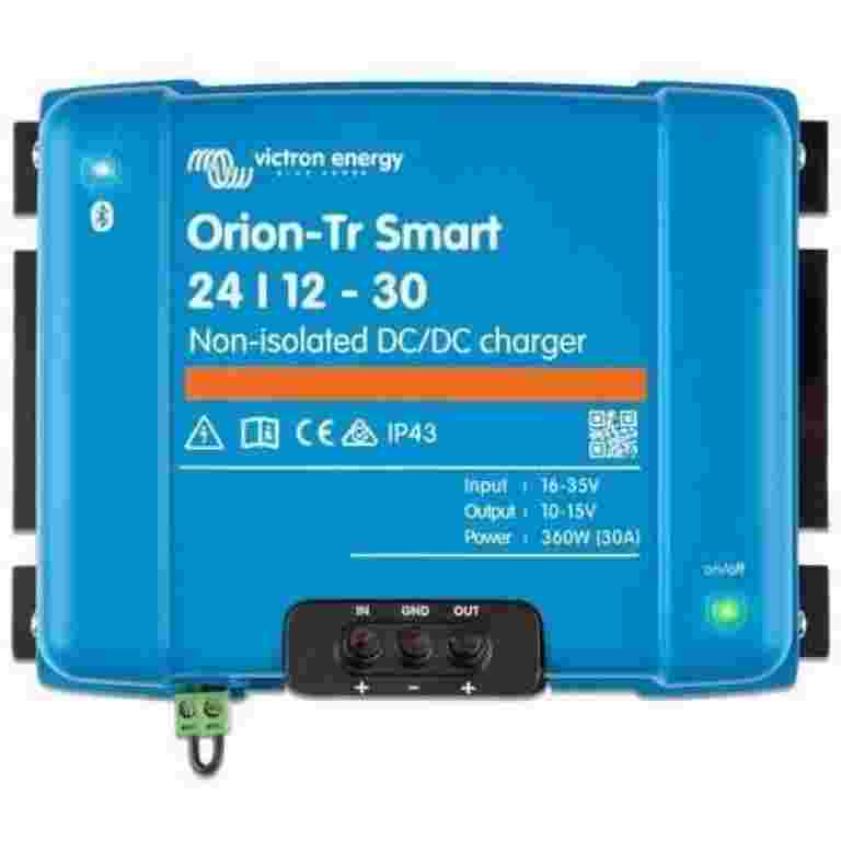 Orion-Tr Smart 24/12-30A (360W) Non-isolated DC-DC charger Orion-Tr Smart 24/12-30A (360W) Non-isolated DC-DC charger Thailand