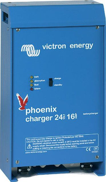 Phoenix Charger 24/16(2+1) 120-240V Phoenix Charger 24/16(2+1) 120-240V Thailand