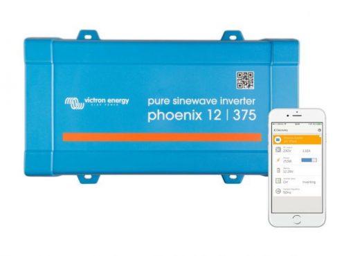 Phoenix Inverter 12/375 VE.Direct Schuko* Phoenix Inverter 12/375 VE.Direct Schuko* Thailand