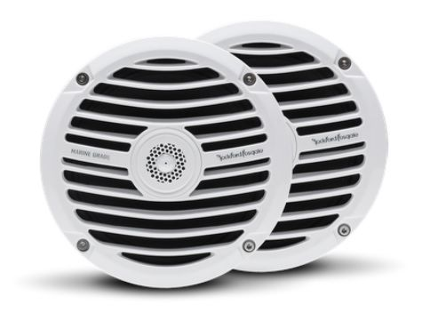 "Rockford Fosgate 6.5"" 100w Speakers Pair Rockford Fosgate 6.5"" 100w Speakers Pair Thailand"
