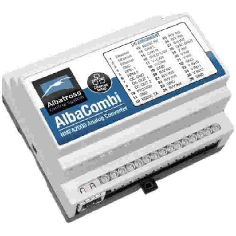 Albatross Albacombi  Analogue Engine Data Converter to NMEA2000/Canbus Albatross Albacombi  Analogue Engine Data Converter to NMEA2000/Canbus Thailand