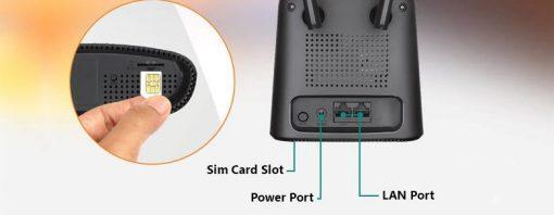 D-Link Two port Mirco SD Sim card  3G 4G Lte WiFi Router Hotspot D-Link Two port Mirco SD Sim card  3G 4G Lte WiFi Router Hotspot Thailand