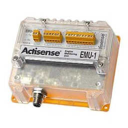 Engine Monitoring Unit, Analogue instruments to NMEA 2000