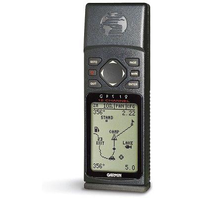 Garmin GPS 12  Used Garmin GPS 12  Used Thailand