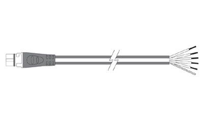 STNG Spur (Female) to Stripped End Cable (3m) STNG Spur (Female) to Stripped End Cable (3m) Thailand