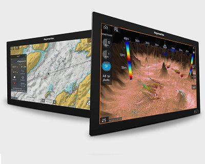 "AXIOM XL 19 - 18.5"" Glass Bridge Multi-function Display AXIOM XL 19 - 18.5"" Glass Bridge Multi-function Display Thailand"