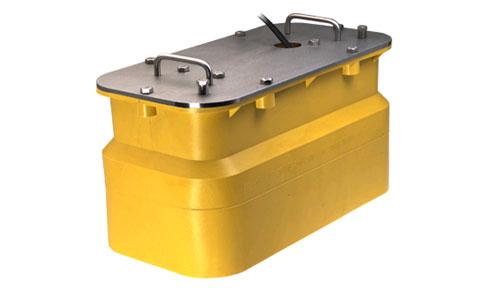 R199 1000W Depth In-Hull Transducer R199 1000W Depth In-Hull Transducer Thailand