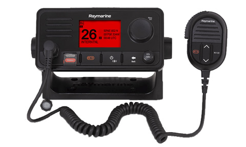 Ray73 VHF Radio (optional 2nd handset) with Integrated GPS and AIS receiver Ray73 VHF Radio (optional 2nd handset) with Integrated GPS and AIS receiver Thailand