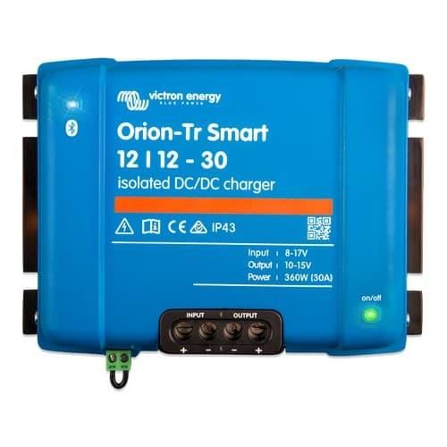 Orion-Tr Smart 12/12-30A (360W) Isolated DC-DC charge Orion-Tr Smart 12/12-30A (360W) Isolated DC-DC charge Thailand