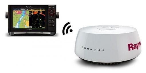 """Quantum Q24C 18"""" Radar with 10m Power Cable Quantum Q24C 18"""" Radar with 10m Power Cable Thailand"""