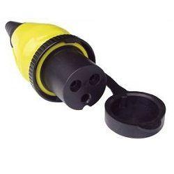 Plug 32A/250Vac (2p/3w) for Power Inlet 32A Plug 32A/250Vac (2p/3w) for Power Inlet 32A Thailand