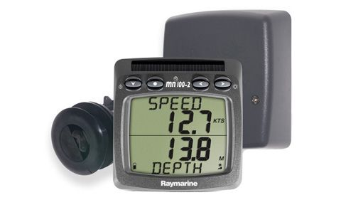 Raymarine Tacktick Wireless Speed & Depth System with Triducer T103-868 Raymarine Tacktick Wireless Speed & Depth System with Triducer T103-868 Thailand