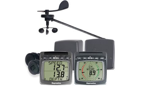Raymarine Tacktick Wireless Speed,Depth,Wind & Wireless System T104-916 Raymarine Tacktick Wireless Speed,Depth,Wind & Wireless System T104-916 Thailand