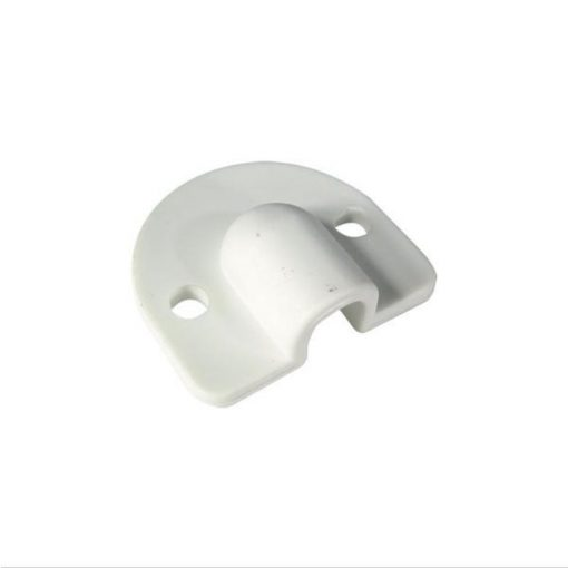Cover Cable Outlet White PVC Cover Cable Outlet White PVC Thailand