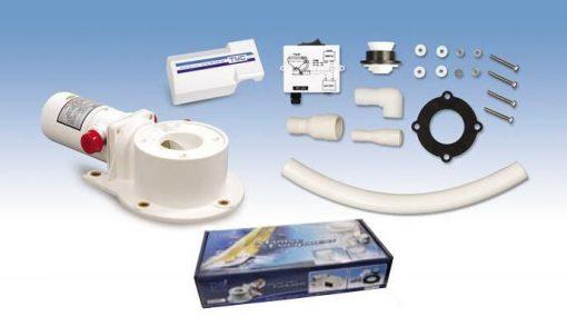 TMC Toilet Conversion Pump Macerator  KIT Standard  12V TMC Toilet Conversion Pump Macerator  KIT Standard  12V Thailand
