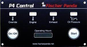 Remote Control Panel P4  (Fischar Panda) Remote Control Panel P4  (Fischar Panda) Thailand