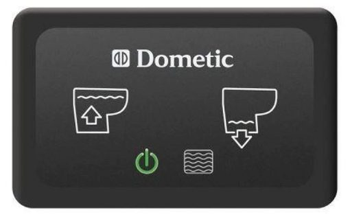Dometic Flush Switch Touchpad in black Dometic Flush Switch Touchpad in black Thailand