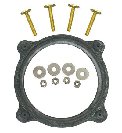Floor flange kit contains the floor flange seal and hardware. Floor flange kit contains the floor flange seal and hardware. Thailand