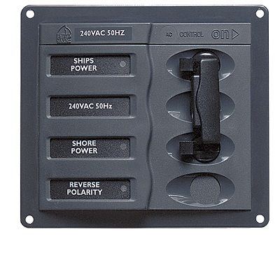 AC Circuit Breaker Panel without Meters, 2DP AC230V Stainless Steel 900-ACCH AC Circuit Breaker Panel without Meters, 2DP AC230V Stainless Steel 900-ACCH Thailand