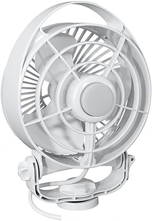 Fan-Fixed Mt Bora 3S - CAFRAMO 12V (White) Fan-Fixed Mt Bora 3S - CAFRAMO 12V (White) Thailand