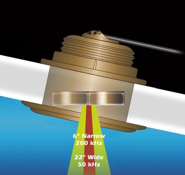 B164 1000W Depth & Temp Bronze Transducer 12º 50/200 kHz Low Profile (8 pin) B164 1000W Depth & Temp Bronze Transducer 12º 50/200 kHz Low Profile (8 pin) Thailand