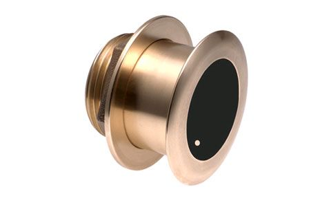 B164 1000W Depth & Temp Bronze Transducer 20º 50/200 kHz Low Profile (8 pin) B164 1000W Depth & Temp Bronze Transducer 20º 50/200 kHz Low Profile (8 pin) Thailand