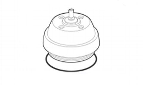 Wind Transducer Top Pod and Bearing Assembly Wind Transducer Top Pod and Bearing Assembly Thailand