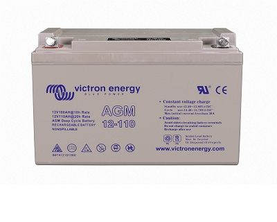 12v 110A/H AGM Deep Cycle Battery 12v 110A/H AGM Deep Cycle Battery Thailand