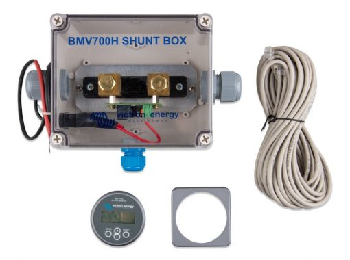 Battery Monitor BMV-700H High Voltage 90v and above  Inc 50mV Shunt Battery Monitor BMV-700H High Voltage 90v and above  Inc 50mV Shunt Thailand