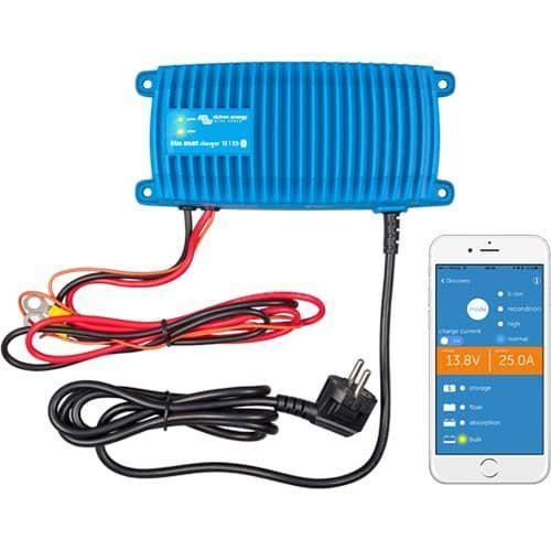 Blue Smart IP67 Charger 12v 7amp  (1) 230v Inc Bluetooth Blue Smart IP67 Charger 12v 7amp  (1) 230v Inc Bluetooth Thailand