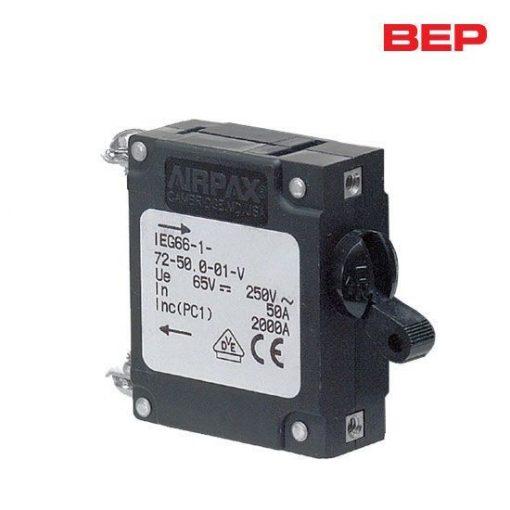 IEG 50 Amp Small Single Pole magnetic circuit breakers provide reliable circuit protection IEG 50 Amp Small Single Pole magnetic circuit breakers provide reliable circuit protection Thailand