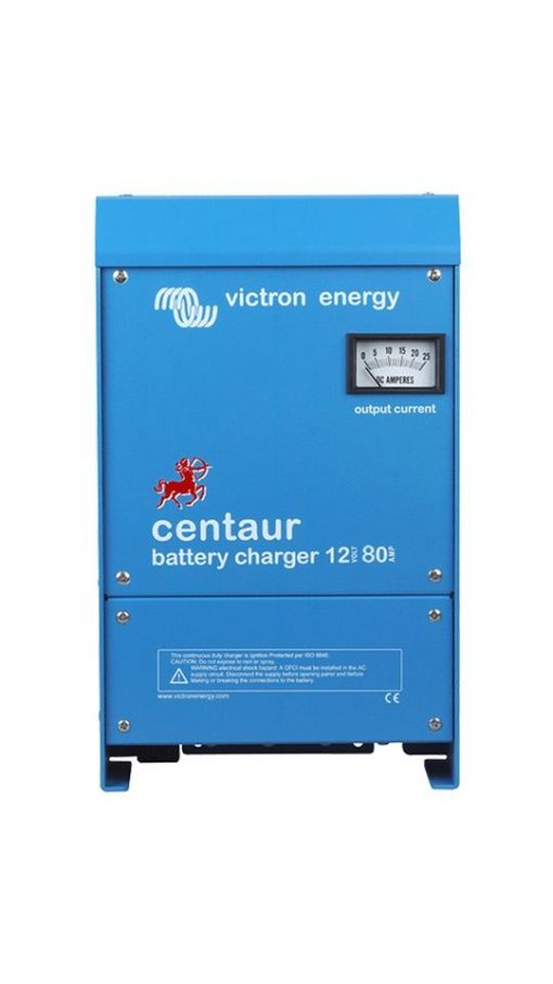 Centaur Charger 12v 80 amp will charge 3 separate Banks Centaur Charger 12v 80 amp will charge 3 separate Banks Thailand