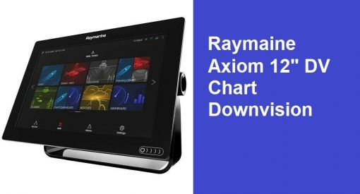 "AXIOM 12 RV, Multi-function 12"" Display with integrated RealVision 3D, 600W Sonar, no transducer AXIOM 12 RV, Multi-function 12"" Display with integrated RealVision 3D, 600W Sonar, no transducer Thailand"