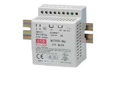 AC-DC Power Supply 110-220Vac / 24Vdc 45 Watt AC-DC Power Supply 110-220Vac / 24Vdc 45 Watt Thailand