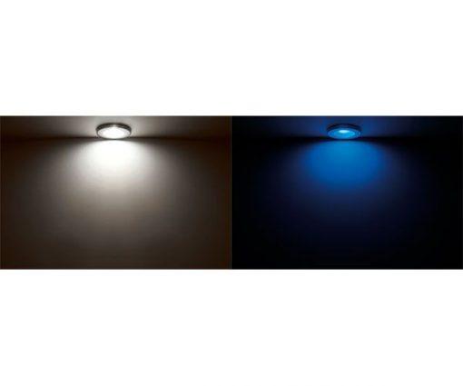 BI-COLOUR version: 2W white light + colored courtesy light BI-COLOUR version: 2W white light + colored courtesy light Thailand