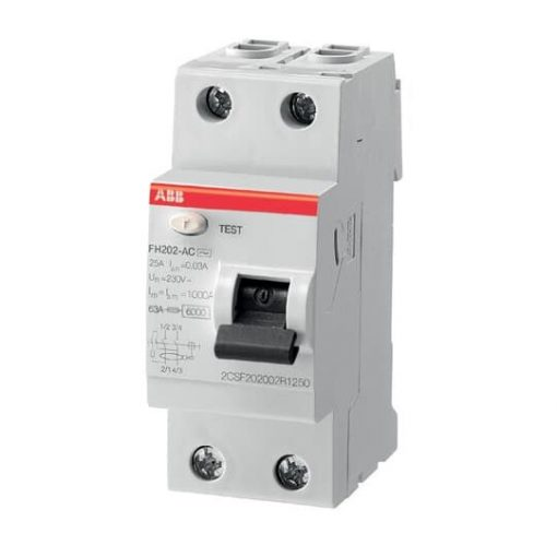 FH202 AC-40/0,03 Residual Current Circuit Breaker FH202 AC-40/0,03 Residual Current Circuit Breaker Thailand