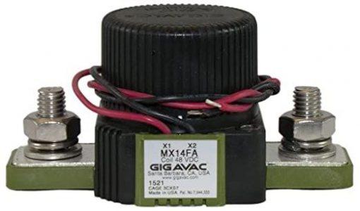 Gigavac Contactor H/Duty 48V Silver 400 Amp Gigavac Contactor H/Duty 48V Silver 400 Amp Thailand