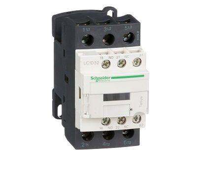 Schneider TeSys D contactor - 3P(3 NO) - AC-3 - <= 440 V 32 A - 24 V AC coil Schneider TeSys D contactor - 3P(3 NO) - AC-3 - <= 440 V 32 A - 24 V AC coil Thailand