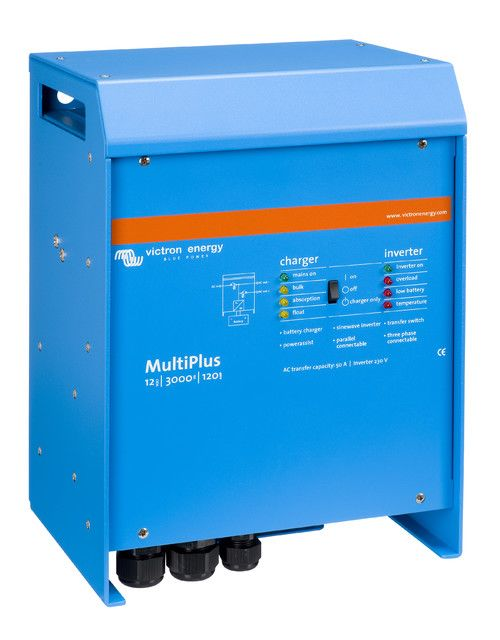 MultiPlus 12/3000/120-50 amp Pass Though (Pure sign wave) MultiPlus 12/3000/120-50 amp Pass Though (Pure sign wave) Thailand