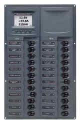 BEP 24 Way Circuit Breaker Panel with Digital Meter BEP 24 Way Circuit Breaker Panel with Digital Meter Thailand