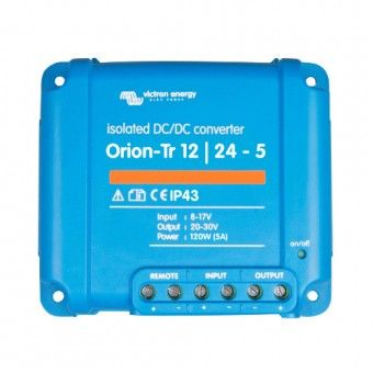 Orion-Tr 12/12-30A (360W) Isolated DC-DC converter Orion-Tr 12/12-30A (360W) Isolated DC-DC converter Thailand