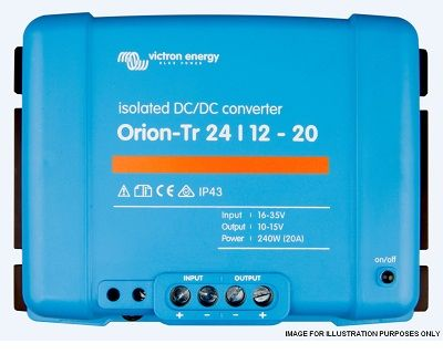 Orion-Tr 24/12-20A (240W) Orion-Tr 24/12-20A (240W) Thailand